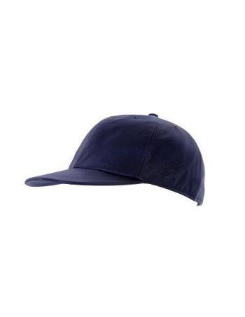 Base Cap Lamm exquisit blau