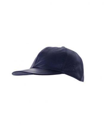 Base Cap kanadischer Wildhirsch blau
