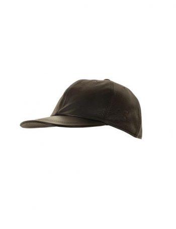 Base Cap kanadischer Wildhirsch braun