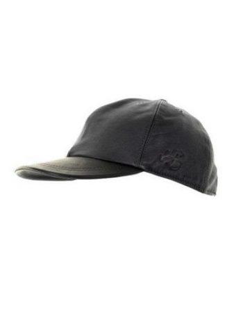 Base Cap Horse vintage schwarz