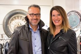 Patrizia Rapp und Ulf Brokelmann