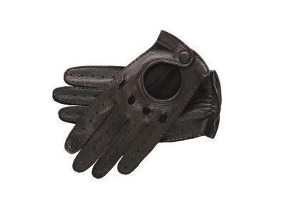 Röckl Damen Autofahrerhandschuhe schwarz